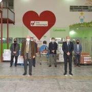 Los presidentes de ADOX y de Géminis Farmacéutica entregaron donaciones de insumos sanitarios al municipio de Ituzaingó y al Gobierno Nacional