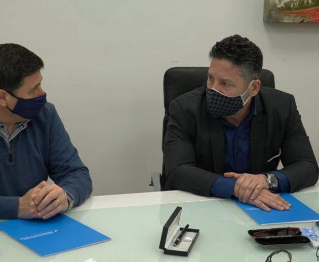 Convenio de Asistencia Alimentaria del Municipio de Merlo con Desarrollo Social de la Nación