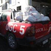 Municipio de Morón entregó 2.500 canastas de alimentos en diferentes barrios