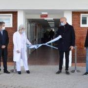 Inauguran nuevo sector de guardia de Hospital de Merlo y suma más camas de Terapia Intensiva