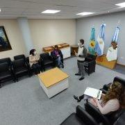 El intendente Fernando Gray otorgó subsidios a instituciones de Esteban Echeverría