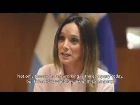 Malena ante la ONU: «Que el teletrabajo no sea una trampa para las mujeres, una nueva barrera en la conciliación entre el ámbito laboral y el ámbito doméstico»