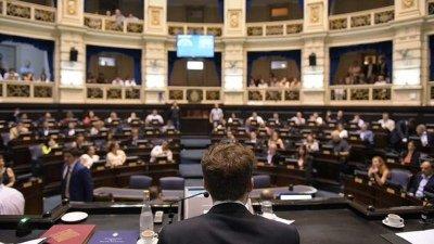 Luego de duras negociaciones, la Cámara de Diputados bonaerense aprobó la nueva Ley de Financiamiento