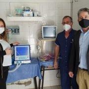 Más equipamiento de Salud para el materno infantil de Pontevedra, en Merlo
