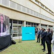 El Presidente encabezó la puesta en marcha del primer hospital público en Ituzaingó: «Me declaro el mejor discípulo de Néstor Kirchner»
