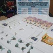 Allanamiento en Moron Sur: capturan a un delincuente que articulaba una red de distribución de narcóticos