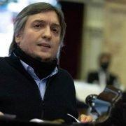 «Nadie habló de la constitucionalidad del decreto» con el que Macri amplió recursos «a la ciudad más rica de la Argentina» en perjuicio del resto de las provincias, dijo Máximo Kirchner