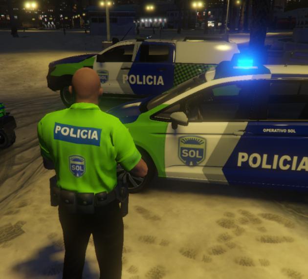 Hieren de bala a un Policía de la Ciudad en San Justo