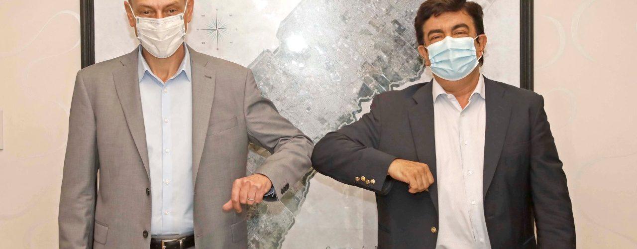 """Fernando Espinoza: """"Está en marcha la reparación histórica de La Matanza por la que tanto luchamos"""""""