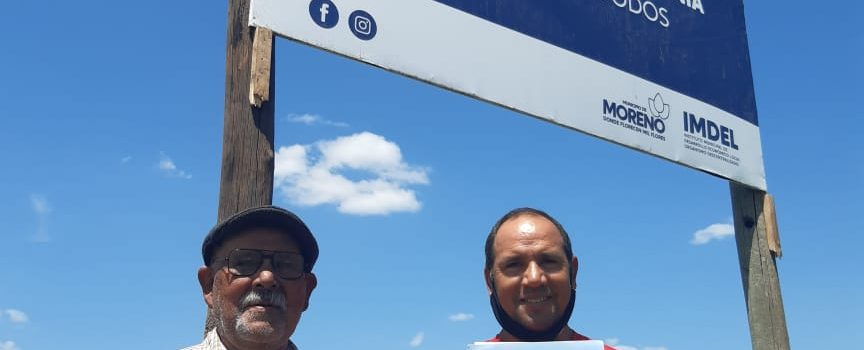 Inauguran el segundo Parque Agrario Agroecológico de Moreno