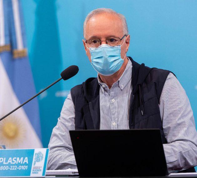 El Ministerio del Interior está armando el cronograma de vacunación; 100 mil bonearenses ya solicitaron la Sputnik V