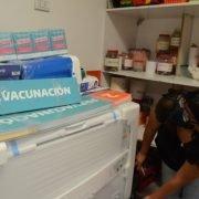 El Gobierno Provincial equipa las cientos de escuelas bonaerenses que serán parte del operativo masivo de vacunación en febrero