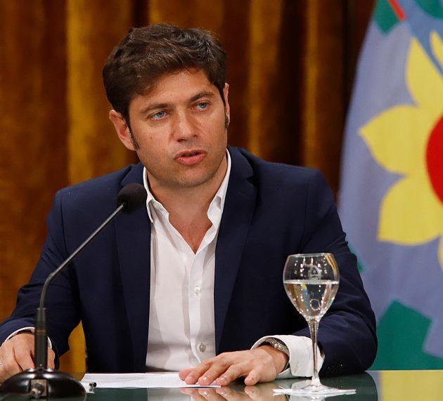 Kicillof presentó la segunda edición del Fondo Municipal para la Reactivación del Turismo y la Cultura