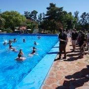 El Programa Verano ATR funciona en 6 sedes en Merlo, ofreciendo entretenimiento y deporte a los chicos, manteniendo el protocolo sanitario