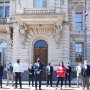 Trotta ratificó el desafío de sostener la presencialidad ante intendentes bonaerenses