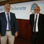 Juan Carlos Berns se convirtió en Presidente del HCD de Tres de Febrero