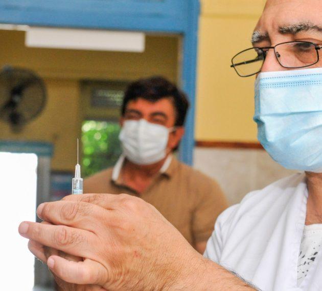 """Para el intendente de La Matanza, el tiempo de comienzo de vacunación contra el Covid constituye «el principio del final de la pandemia"""""""