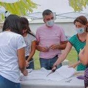 Hurlingham activa el programa «Autocuidado en la gestión menstrual», que producirá toallitas femeninas de tela reutilizables